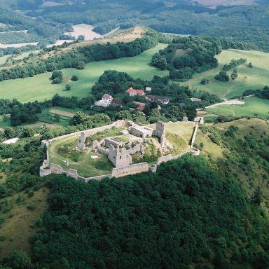Prírodné pomery obce Podbranč