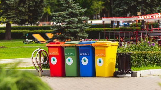 Vývoz triedeného odpadu