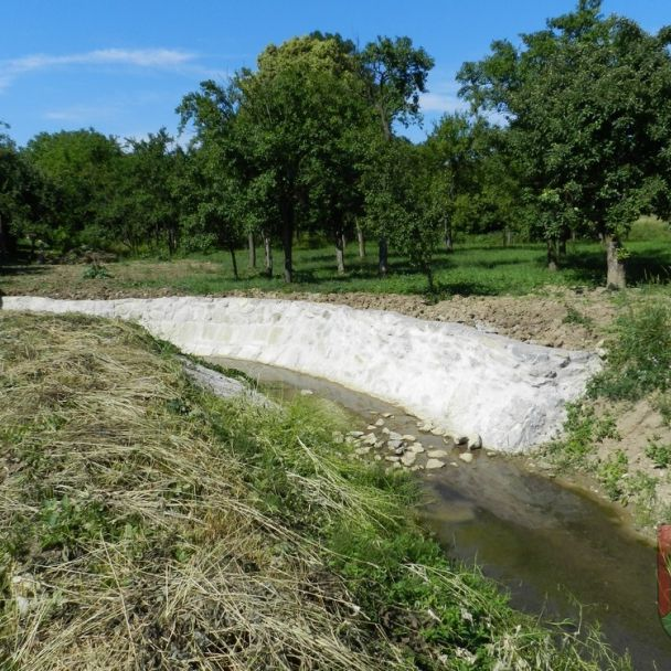 Opravy po povodniach