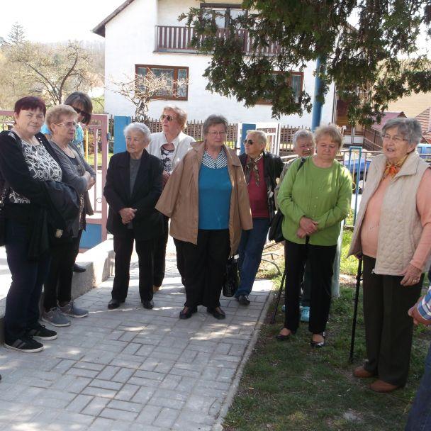 Spomienkové stretnutie oslobodenia našej obce pri pamätníku 2019