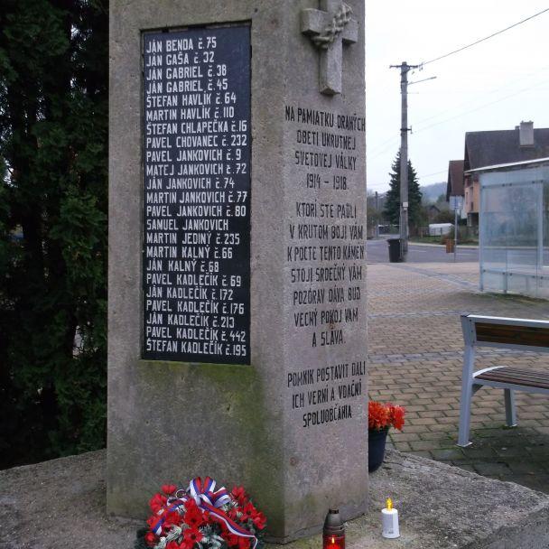 Deň vojnových veteránov 11.11.2020