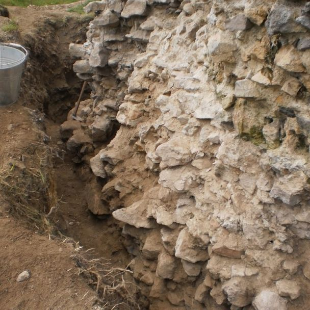 Fotogaléria z rekonštrukcie hradu
