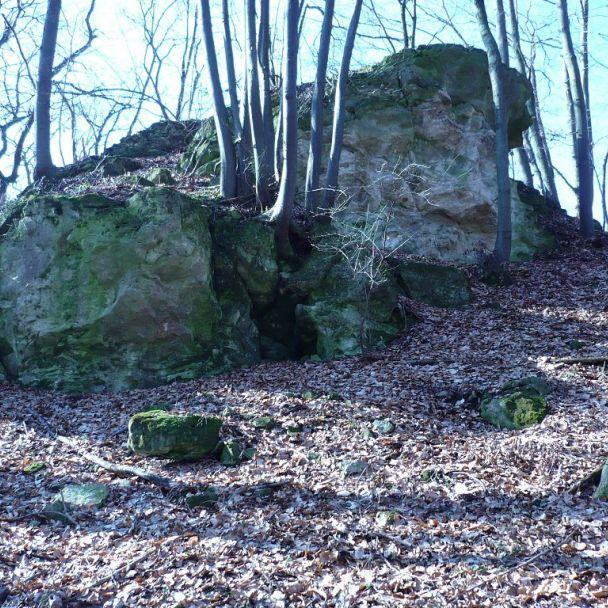 Lokalita Starý hrad
