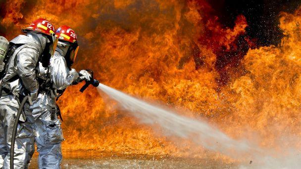 Čas zvýšeného nebezpečenstva vzniku požiarov