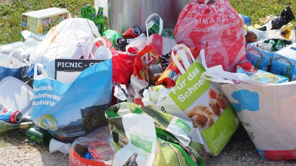 Čistenie našej obce